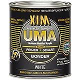 1 qt XIM Products 11052 White XIM, UMA Acrylic Bonder and Primer/Sealer Pack of 1