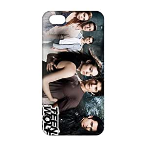 Wish-Store Teen Wolf 3D Phone Case for iPhone 5s