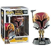 Funko Pop! Star Wars Sabine Masked Exclusive Rebels #131