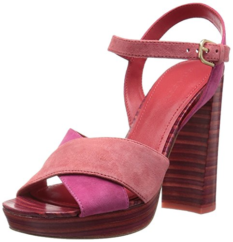 Women's La Dress Yasmin Amaranth Sandal Pour Victoire Flame x4FzT