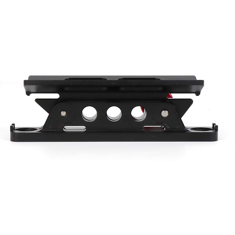 For Jeep Wrangler JK Adjustable Roll Bar Fire Extinguisher Mount Holder Clamps