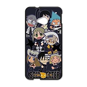 Soul Eater Characters HTC One M7 Cell Phone Case Black NiceGift pjz0035077341