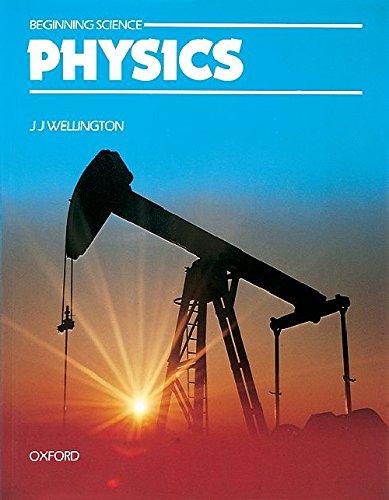 Beginning Science: Physics