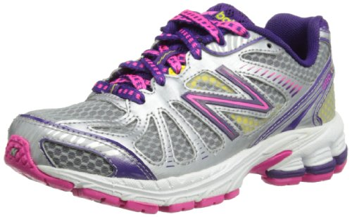New Balance Kj880spy - Zapatillas de running Niñas Plata - Silver/Purple