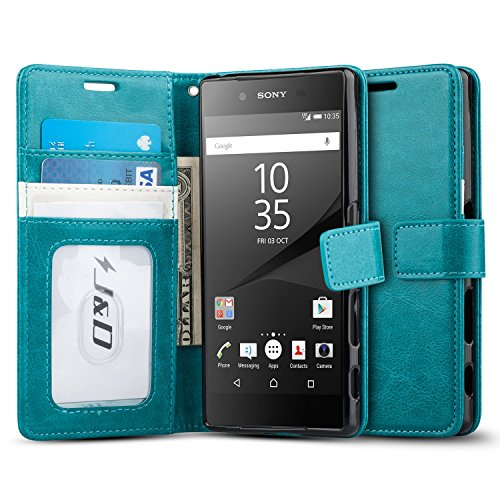 Wallet Stand Shock Resistant Xperia