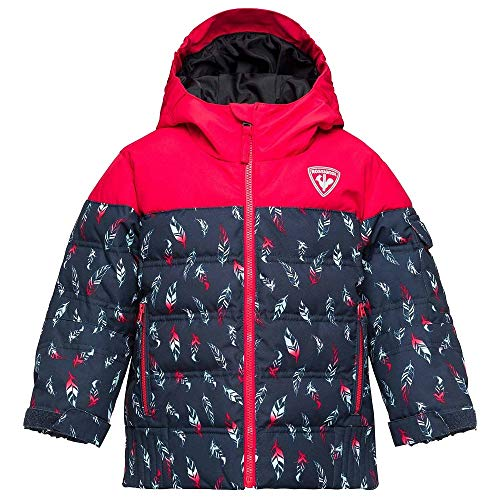 (Rossignol Flocon Insulated Ski Jacket Little Girls)