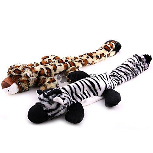 Animal Friends Crinkle Minimal Stuffing