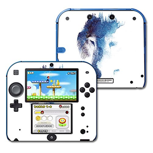 MightySkins Skin Compatible with Nintendo 2DS - Through Many Storms | Protective, Durable, and Unique Vinyl Decal wrap Cover | Easy to Apply, Remove, and Change Styles | Made in The USA