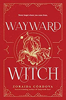 Book Cover: Wayward Witch