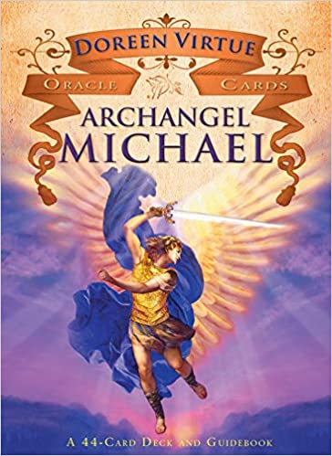 Archangel Michael Oracle Cards: A 44-Card Deck and Guidebook: Doreen