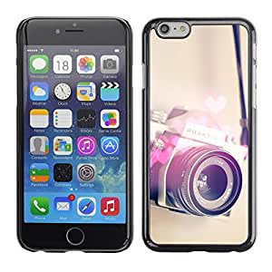 A-type Arte & diseño plástico duro Fundas Cover Cubre Hard Case Cover para Apple (5.5 inches!!!) iPhone 6+ Plus / 6S+ Plus (Camera Heart Photography Love Photo)