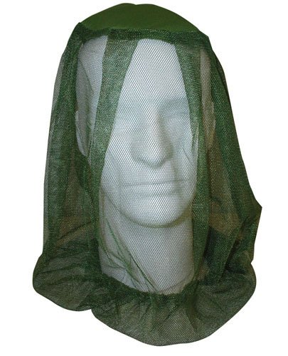Rothco Mosquito Insect Mesh Head Net Olive - Olive Drab Head Nets