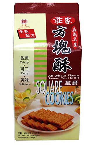 All Wheat Cripsy Square Cookies 15.1 oz