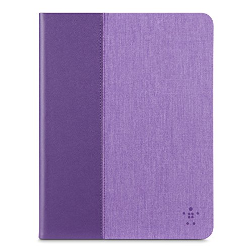 Belkin Chambray Cover iPad Purple