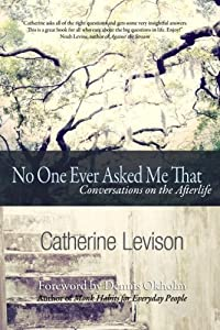 No One Ever Asked Me That: Conversations on the Afterlife by Catherine Levison (2014-06-30)