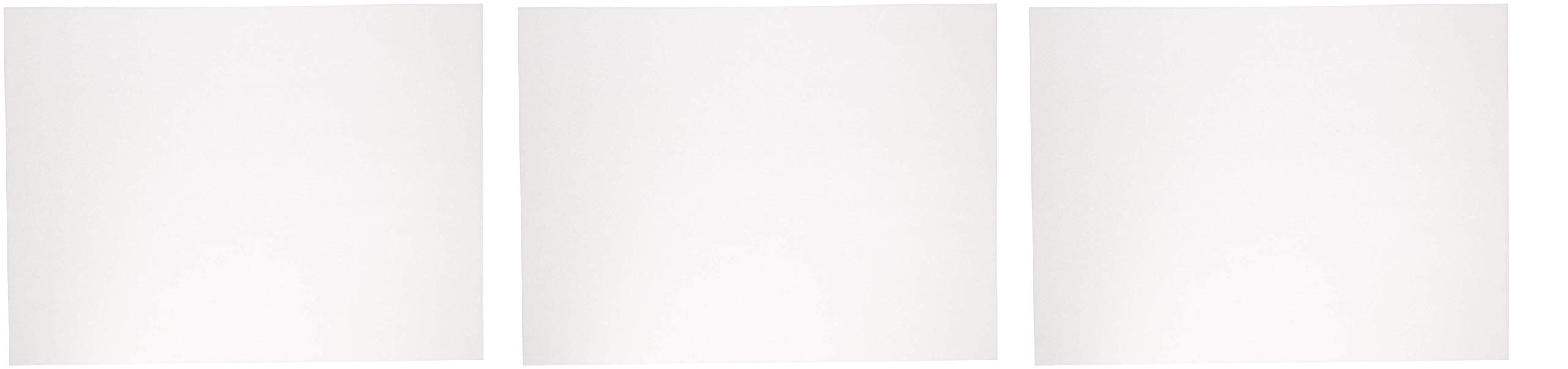 Sax Sulphite Drawing Paper, 60 lb, 18 x 24 Inches, Extra-White, Pack of 500 (3 X Pack of 500)