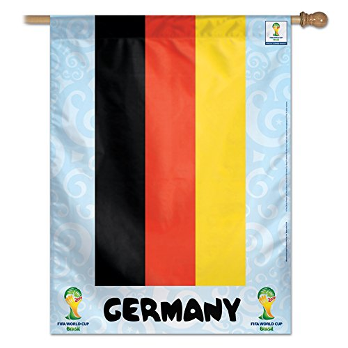 FIFA World Cup Team Germany Banner Flag