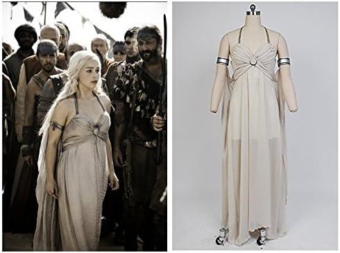 Vivian Disfraz de Daenerys Targaryen de Canción de hielo y fuego ...