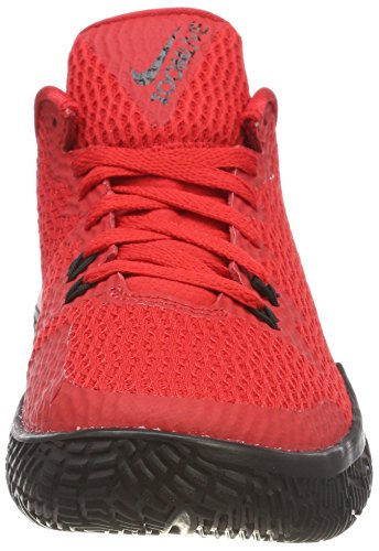 Nike Zoom Live II, Scape per Sport Indoor Uomo Rosso (University Red/Black 600)