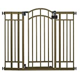 Summer Infant Deco Extra Tall Walk-Thru Gate, Bronze