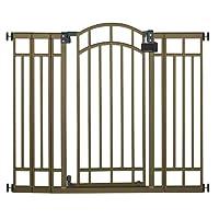 Summer Infant Deco Extra Tall Walk-Thru Gate, Bronze