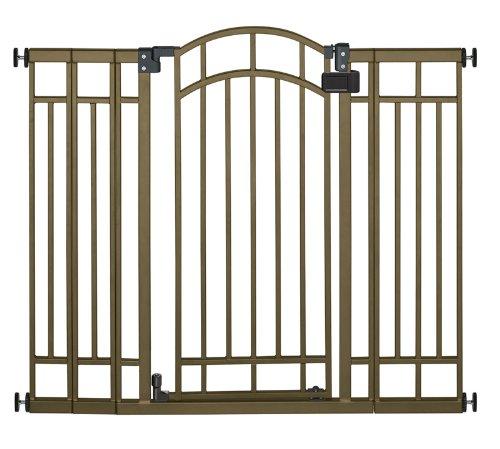 Summer Infant Deco Extra Tall Walk-Thru Gate, Bronze Summer Infant Canada 07604