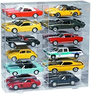 Clearwater Displays D06 – 1218 12-slot 1/18-scale display case Gagne D06-1218
