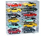 Clearwater Displays D06-1218 12-Slot 1/18-Scale Display Case