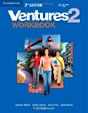 Ventures Level 2 Workbook with Audio CD, Gretchen Bitterlin and Dennis Johnson, 1107635381