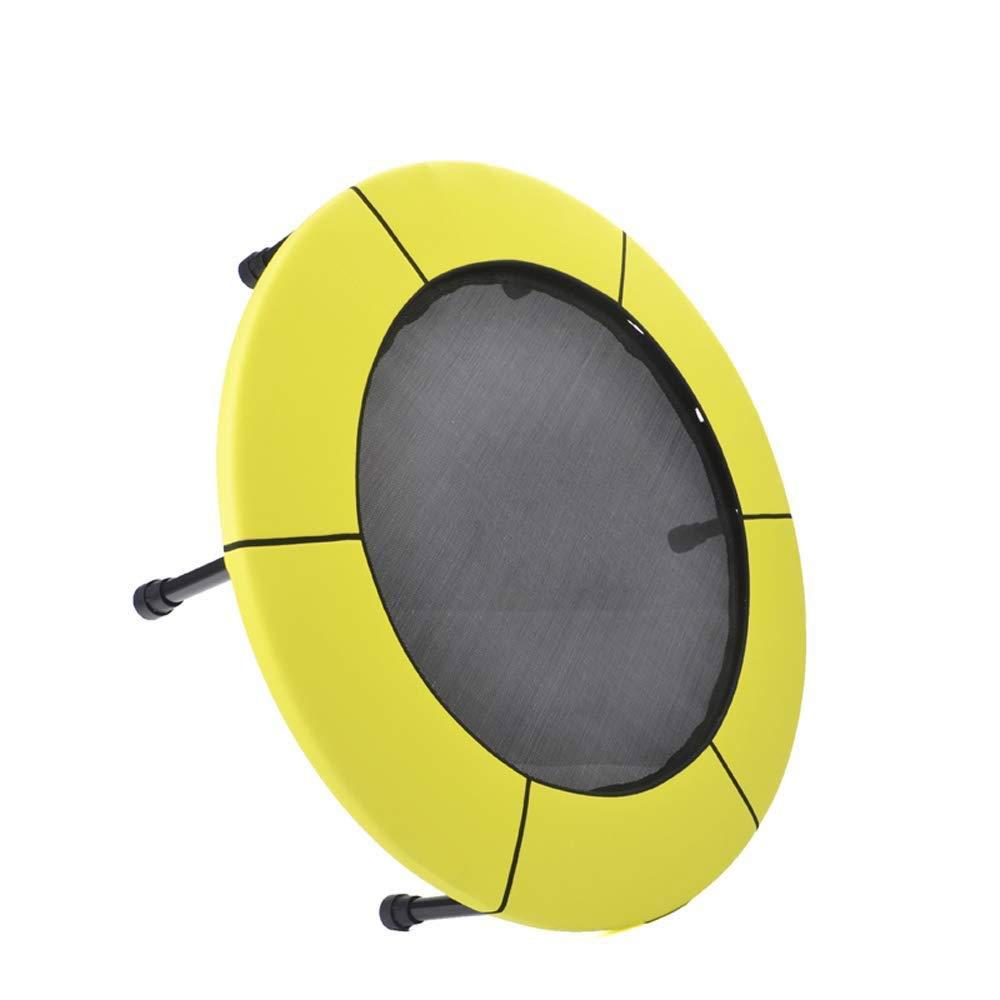 JXJJD Elastische Innengewichtsverlustausrüstung Der Erwachsenen Turnhallenfamilie Bungee Springende Bettstille Gewichtsverlusttrampoline