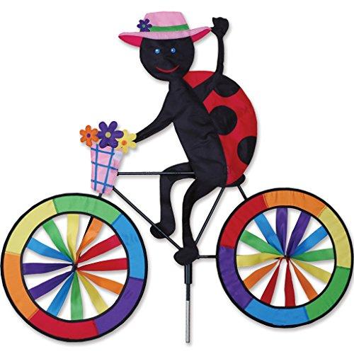 Bike Spinner - Ladybug