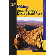 Hiking Anza-Borrego Desert State Park: 25 Day And Overnight Hikes