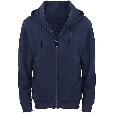 6b1218008 Gary Com Hoodies for Men Midweight Fleece Full Zip Autumn Outwear Long  Sleeve Active Jackets Sports