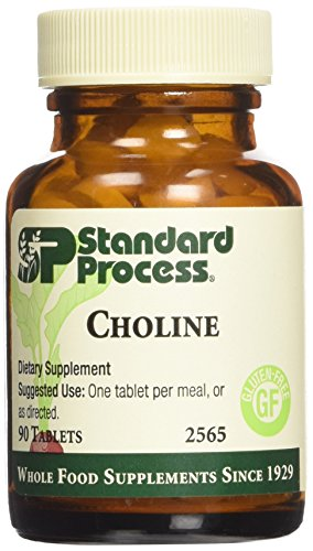 Standard Process Choline 90 Tabs product image