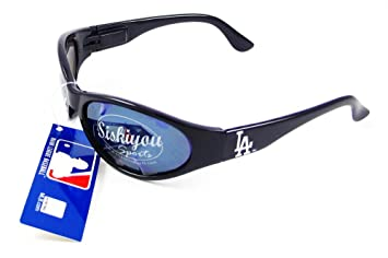 85bf93769219 Image Unavailable. Image not available for. Color  Los Angeles Dodgers  Sunglasses - MLB Baseball ...