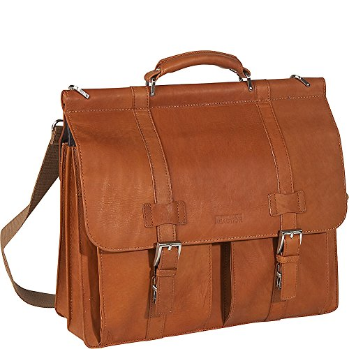 Kenneth Cole Reaction Mind Your Own Business - Colombian Leather Dowel - Briefcases Kenneth Men Cole