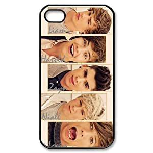 Customize One Direction Zayn Malik Liam Payn Niall Horan Louis Tomlinson Harry Styles Case for iphone4 4S JN4S-1762