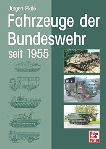Fahrzeuge der Bundeswehr: seit 1955