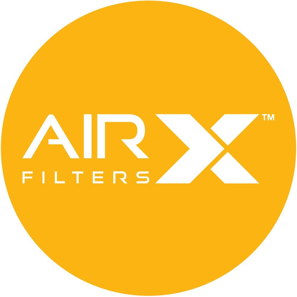 AIRx Filters Odor 12x24x1 Air Filter MERV 8 AC Furnace Pleated Air Filter Replacement Box of 6, Made in the USA by AIRx Filters