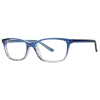 558b219284 Outgoing Women s Eyeglasses - Modern Collection Frames - Blue Fade 52-16-140