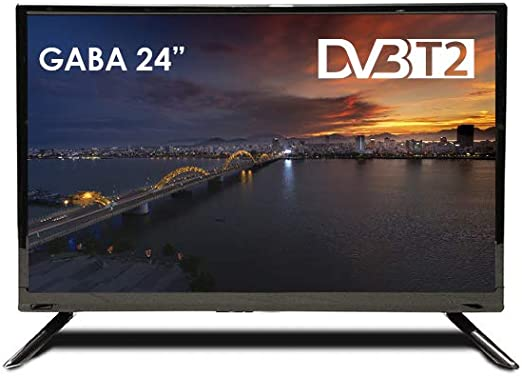 Televisión GABA by BSL 24 Pulgadas   Full HD con DVBT-2   Clase Energética A.: Amazon.es: Electrónica