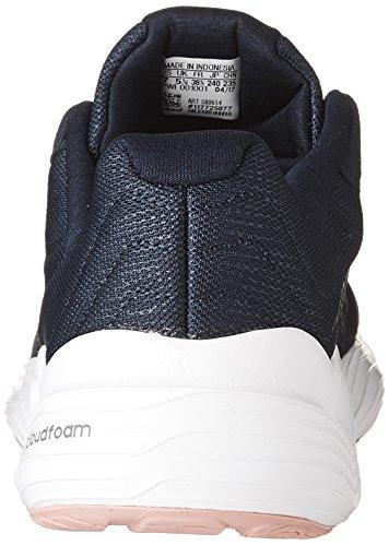 Navy Footwear adidas White Running Women's Bold Shoes Rose Tactile Fluidcloud Collegiate qO0Yq