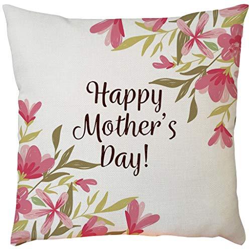 LIMITA - Funda de cojín para el día de la Madre, diseño ...