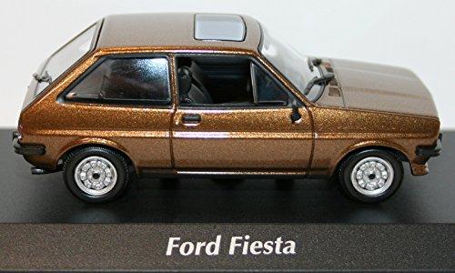 Maxichamps - 940085100 - Ford Fiesta - 1976 - Escala 1/43: Maxichamps: Amazon.es: Juguetes y juegos