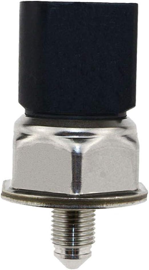 HZYCKJ Fuel Rail Pressure Sensor Compatible for Audi A3 A4 A7 Q7 R8 4.2L 3.6L 2.0T 3.2L Skoda Octavia OEM # 0261545059 06D906051