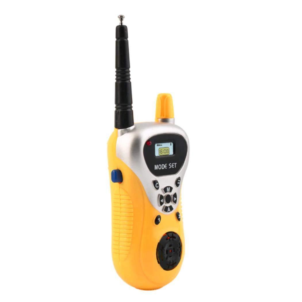 hiriyt Kids Mini Electronic Portable Handheld Two-Ways Radio Walkie Talkie Toy Walkie Talkies by hiriyt (Image #7)
