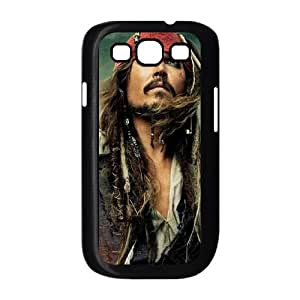 Pirates of the Caribbean Samsung Galaxy S3 9300 Cell Phone Case Black Znzrh