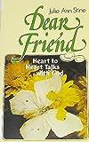 Dear Friend, Julie A. Stine, 0806616695