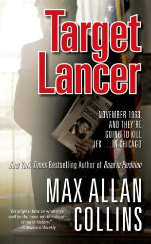 Target Lancer (Nathan Heller) (Eyes Target On The)