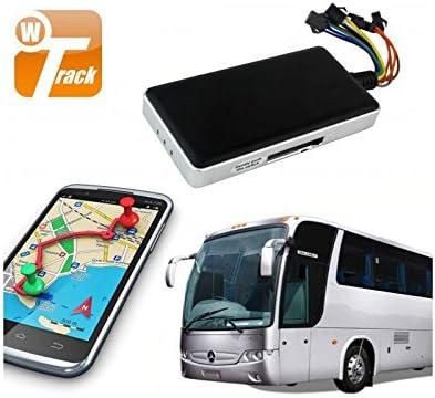 Zesfor Localizador GPS Autobús - Tipo 7 (Alta precisión y Funciones Especiales)
